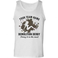 Demolition Derby Tank