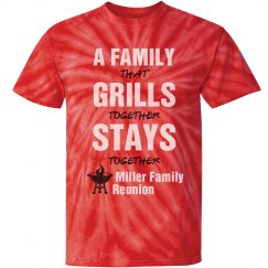Family Reunion Cookout