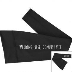 Custom Date Wedding First leggings