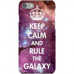 Keep Calm in the Galaxy