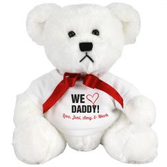 Father's Day Plushie