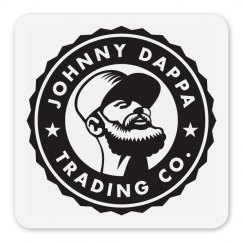 Johnny Dappa Trading Co. Refrigerator Magnet