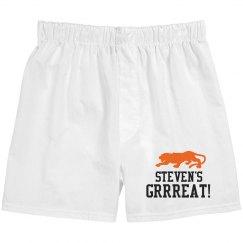 Steven's Great Boxers
