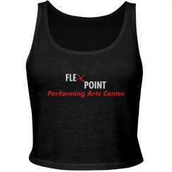 Flex Point Crop Top