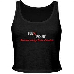 Flex Point Crop Top