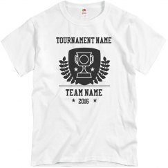 Custom Tournament Shirt