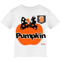Infant pumpkin TSHIRT