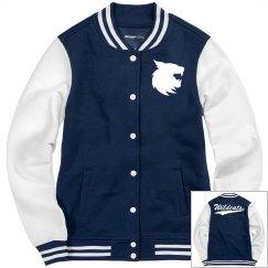 New hamisphere wildcats women's jacket.