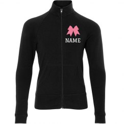 Custom Name Cheer Team Jacket
