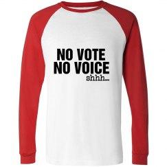 VOTE (Long sleeve)