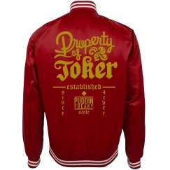 Property of Joker Harley Jacket