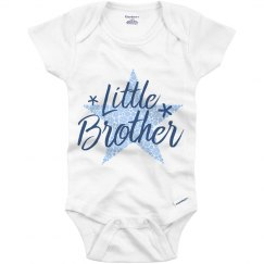 Little Brother Blue Star