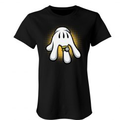 Big Ring Glove Hand