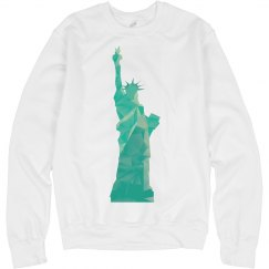 Polygon Statue of Liberty