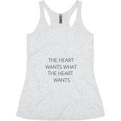 Heart's Desire Tank