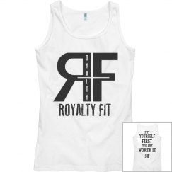 Royalty Fit 1st Edition Worth It Gildan Shoulder cut