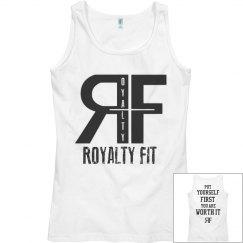 Royalty Fit 1st Edition Worth It Gildan Shoulder cut