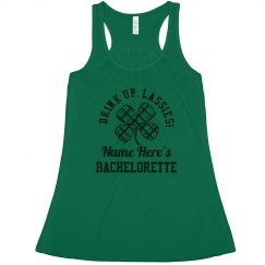 Custom St Patricks Bachelorette