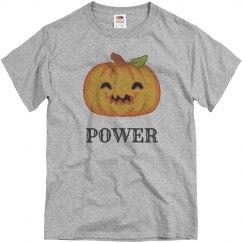 Cute Pumpkin Spice Power Couple 2