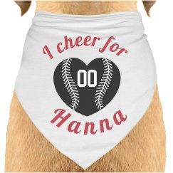 Cheer For Hanna