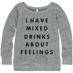 Mixed Drinks and Feelings
