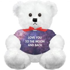 Love You To The Moon And Back Gift