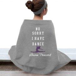 I Have Dance Blanket