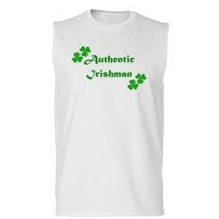 Authentic Irishman