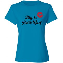 Big is beautiful!