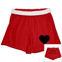 Lady Jammys (Red)
