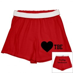 Lady Jammys (TBE Red)