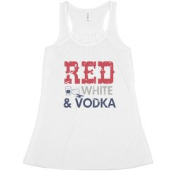 Red, White, Vodka