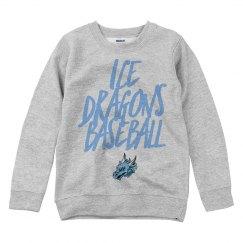 #21 Youth Sweatshirt-Gildan Brand