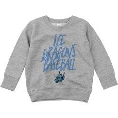 #3-TODDLER Sweatshirt--Gildan Brand