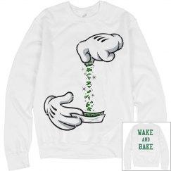 WAKE AND BAKE