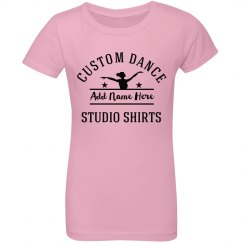 Custom Dance Studio With Name