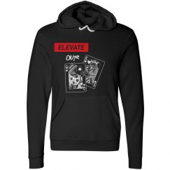ELEVATE OUR KINGS AND QUEENS HOODY