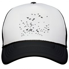 Birds flying high, you know how I feel - Trucker Cap