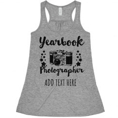 Yearbook Photographer