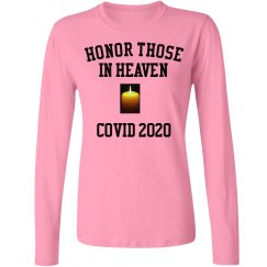 Honor Candle 2020/Pink
