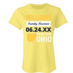 Williams Ohio Reunion