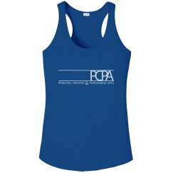 PCPA Women's Performance Tank Top