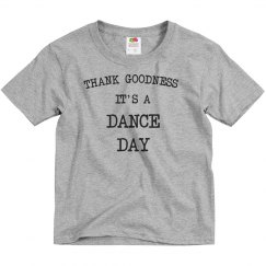 It's a dance day