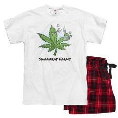 Swamprat Farms unisex PJ's