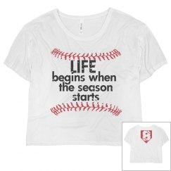 Life Begins - Baseball