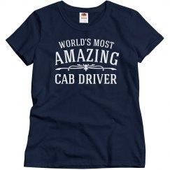 Amazing cab Driver
