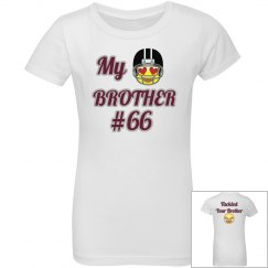 Sister Football Emoji Shirt