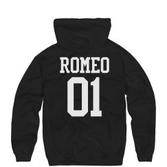 Romeo & Juliet Matching Couple 1