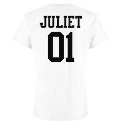 Romeo & Juliet T-Shirts Couple