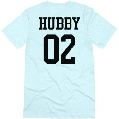 Hubby Gay Marriage Matching Tees